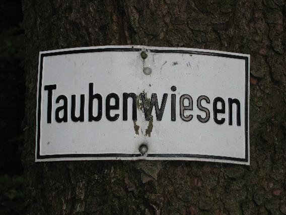 Taubenwiesbachtal